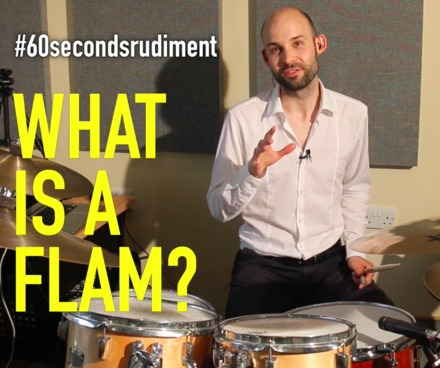 What is a flam?